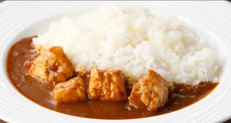 洋食ミックス弁当  チキンカレーと選べるメインメニュー1種