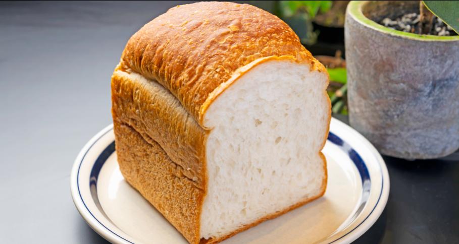 自家製酵母の山食パン