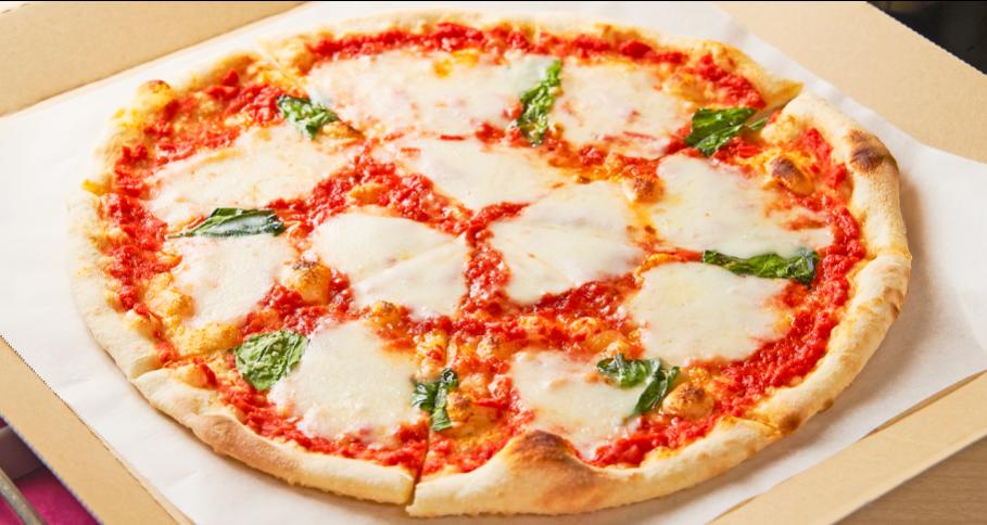 ピッツァ マルゲリータ (モッツァレッラチーズ100%)