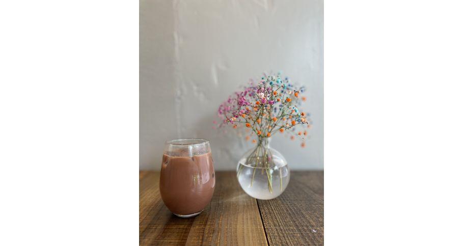 モークチョコレート アイス