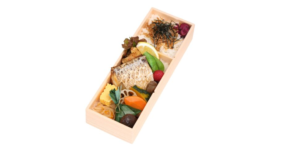 【B12~B16】特選焼魚弁当