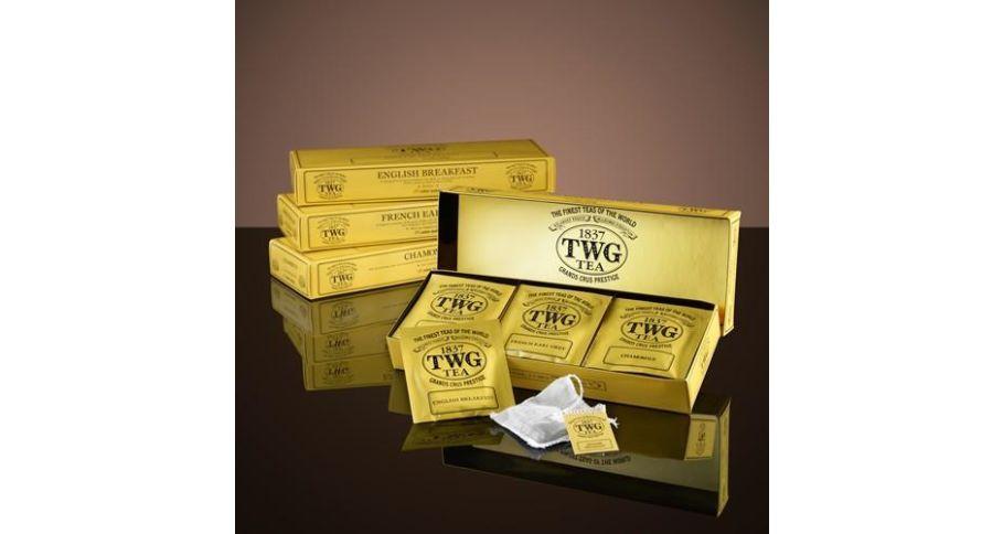 Classic Teabag Selection 「クラシック ティバッグーセレクション」