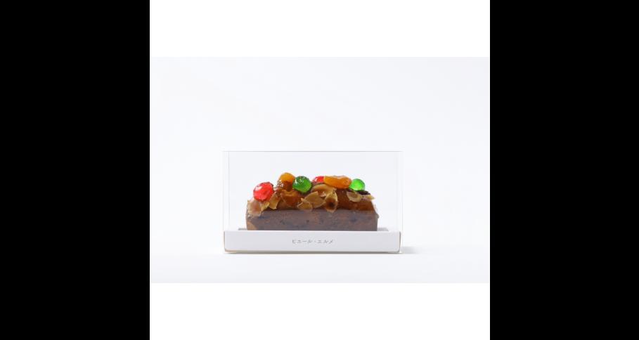 ドライフルーツ&ラム酒の パウンドケーキ