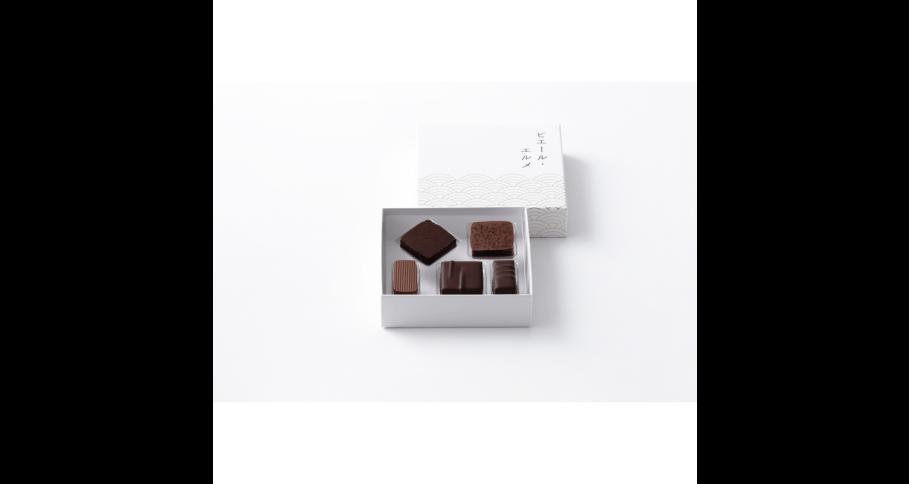 チョコレート5個詰め合わせ