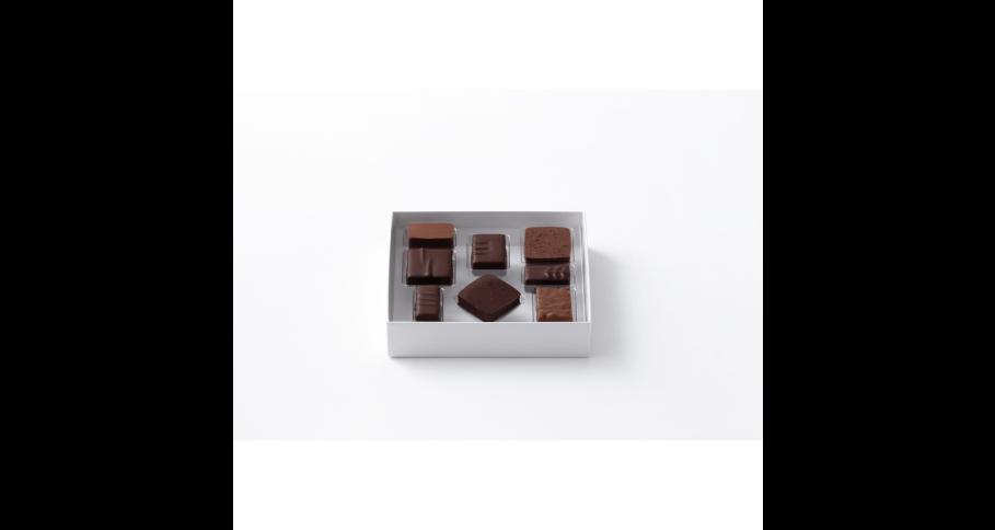 チョコレート8個詰め合わせ