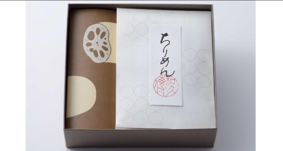 蓮もち<栗餡>・和煮3種詰め合わせA