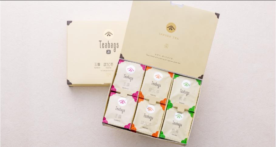 ティーバッグセット36(玉露・煎茶・ほうじ茶)