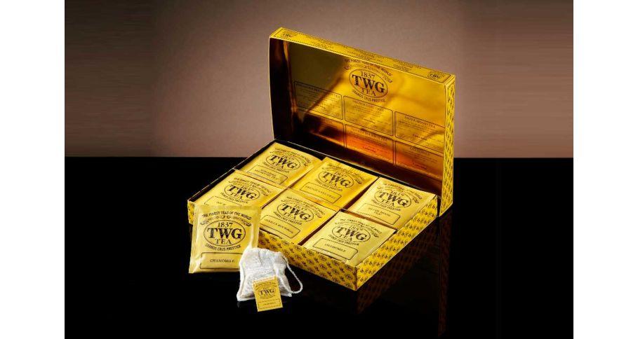 Tea Taster Collection 「ティー テイスターコレクション」(ティーバッグ)