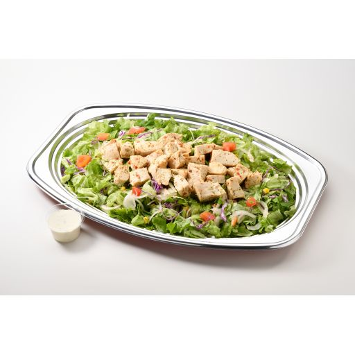 ハーブチキンと彩り野菜のパーティーサラダ-0