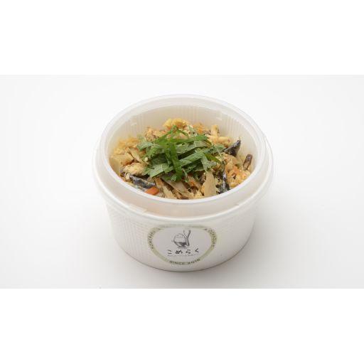 浜焼きサバの混ぜごはん(福井)-0