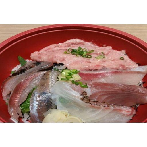 季節の海鮮丼-0