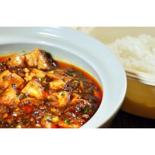 麻婆豆腐セット(大辛)-0