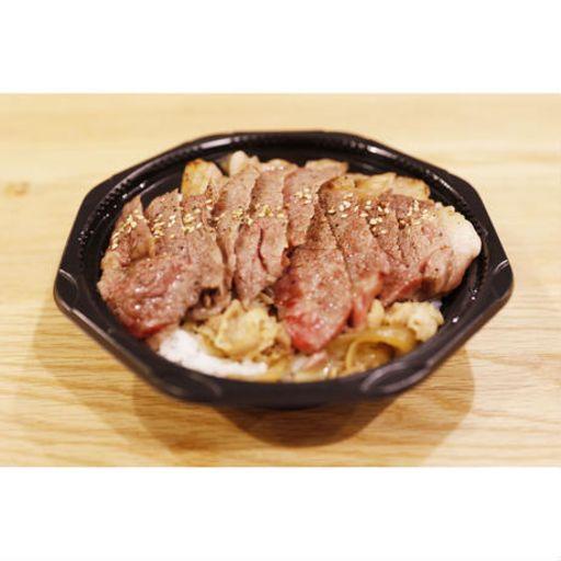 ど根性スーパー牛丼(ご飯大盛り)-1
