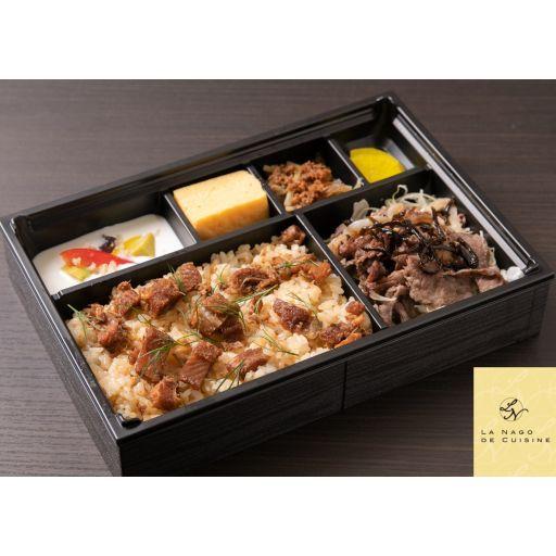 La nago de Cuisine/大あなごとスーパーフードの プレミアム和洋今彩御膳(特上)※前日14時までのご注文-0