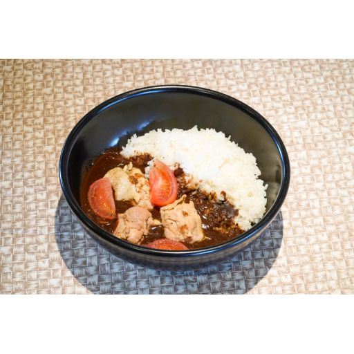 【12:00~お届け可】鶏肉とトマトの煮込みカレー-0