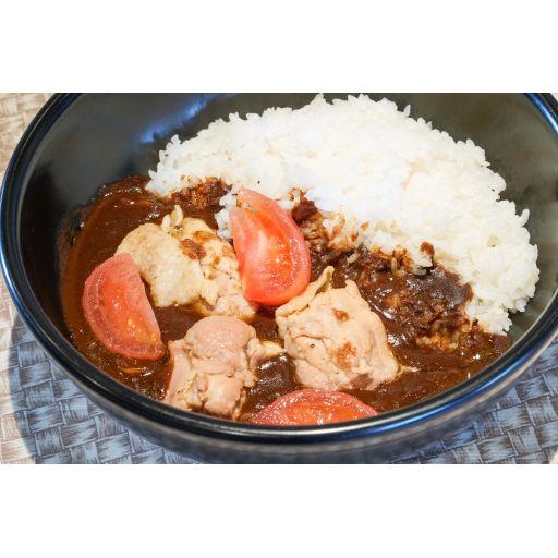 【12:00~お届け可】鶏肉とトマトの煮込みカレー-1