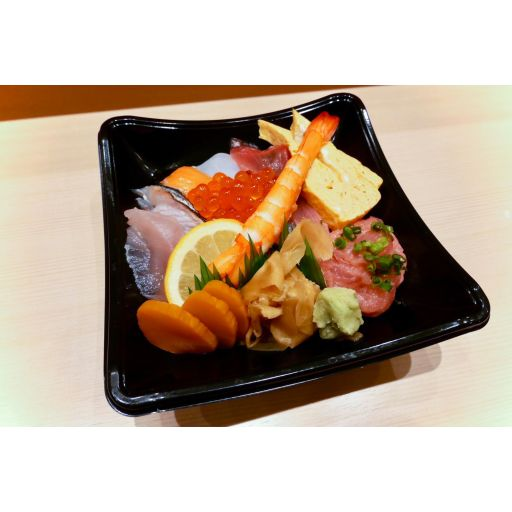 本日の海鮮丼-0