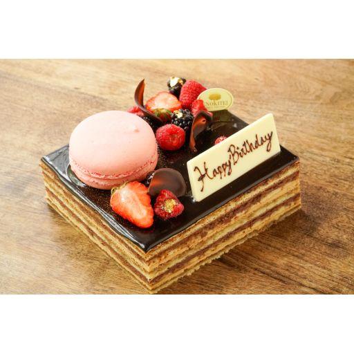 オペラのチョコレートケーキ(5号/15cm 4~6名)※3日前15:00までの予約商品-0