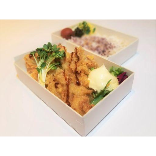 タルタル・甘辛だれのチキン南蛮風天丼-0