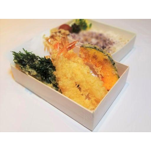ヤッパリ 海老とお野菜の天丼-0