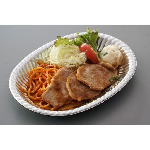 生姜焼き(ライス付き)-0