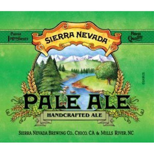 【6本パック】Sierra Nevada - Pale Ale(缶)-0