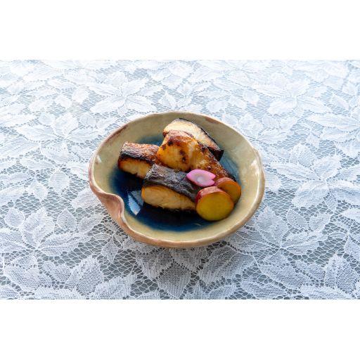 カラスカレイの西京焼き-0