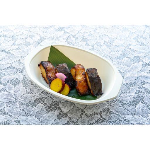 カラスカレイの西京焼き-1