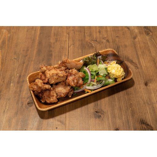 ザンギ-鶏の唐揚げ-5個-0