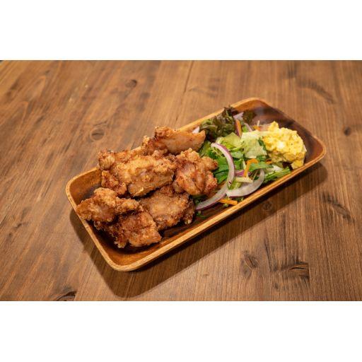 ザンギ-鶏の唐揚げ-5個-1