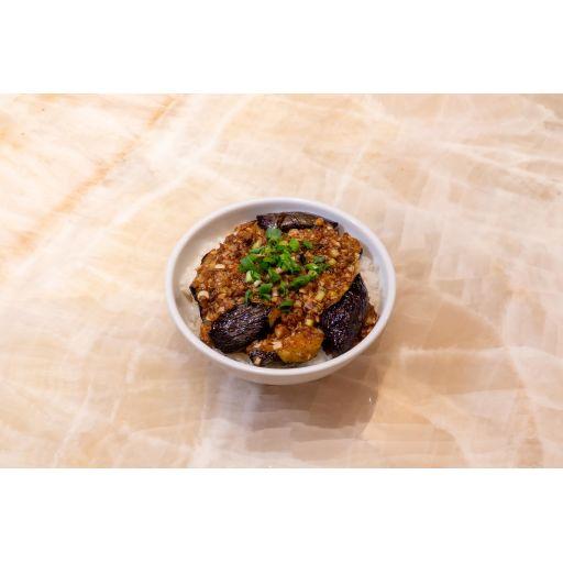 マーボー茄子ご飯-1