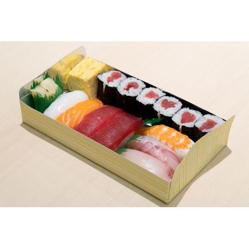 つどい握り寿司弁当-0