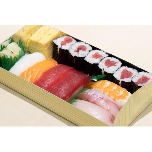 つどい握り寿司弁当-1