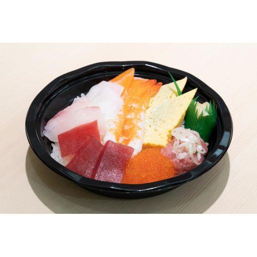 海鮮丼-0