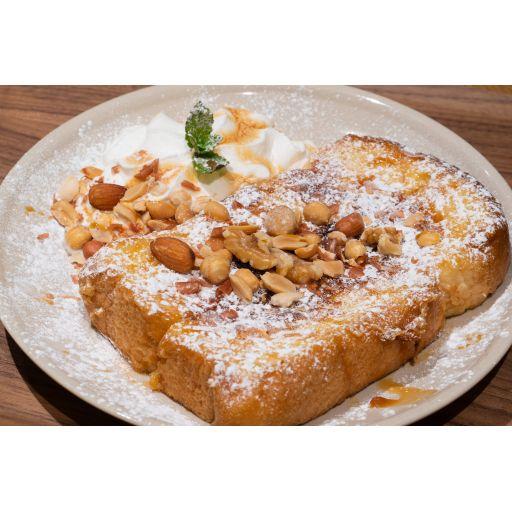 メープルナッツフレンチトースト-1