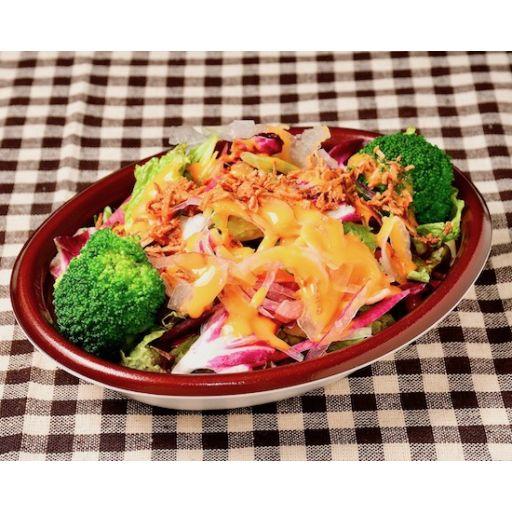 野菜いっぱいグリーンサラダ-0