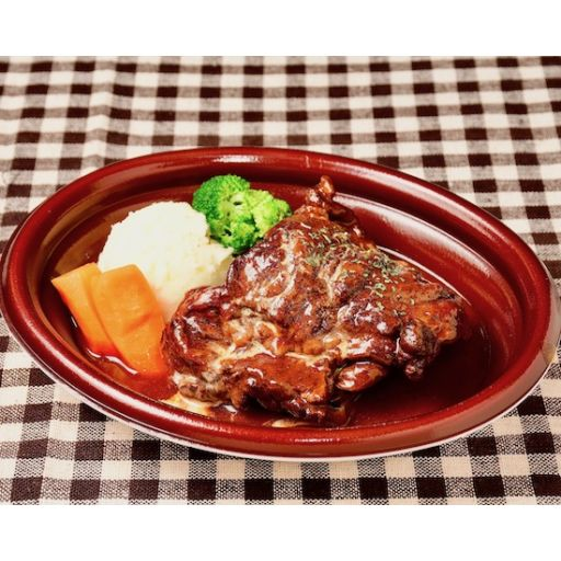 特製ビーフシチュー塊肉ステーキ-0