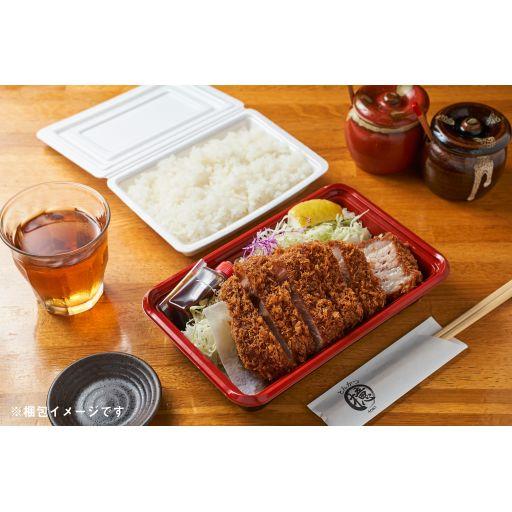ヒレかつ弁当-1