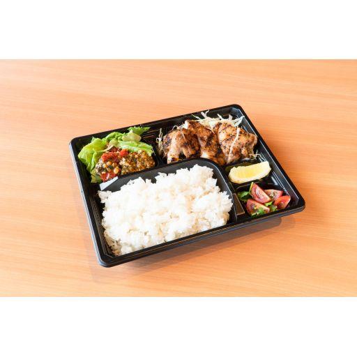 ケイジャンチキン(ガパオ風)弁当-0