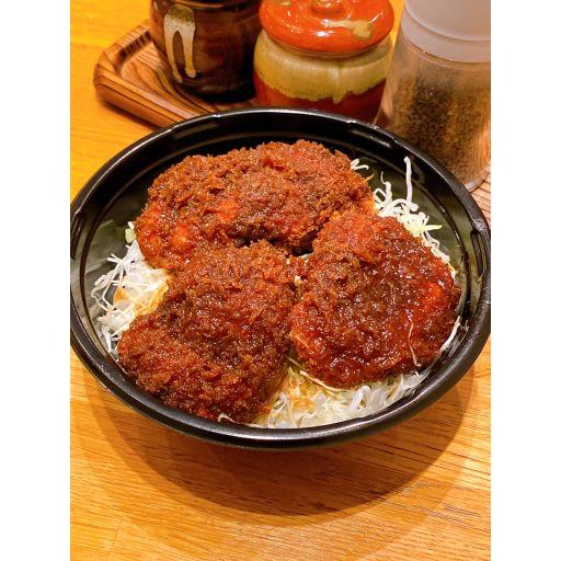 ソースカツ丼-0