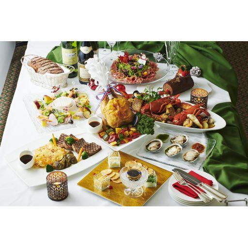 【3日前までの予約商品】〜ホテルの味をご自宅で〜 シェフズ パーティーキット for クリスマス
