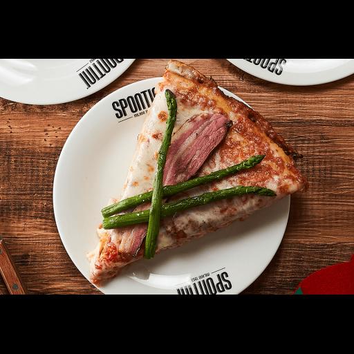 SPONTINIクリスマス限定ピザとアラカルトセット-1