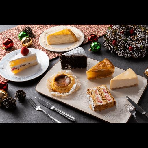 選べる5種のケーキセット