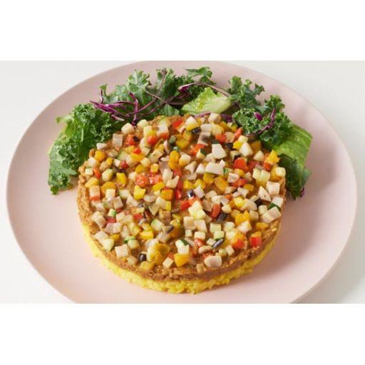 たっぷり野菜キーマカレー-0