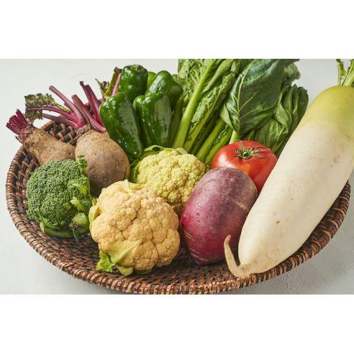 ヤオヤスイカ季節の野菜セット-0