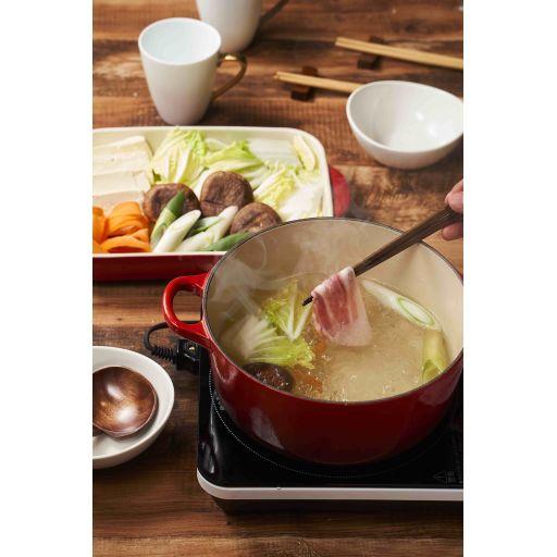 しゃぶしゃぶセットのお肉とスープ(2名様分)-3