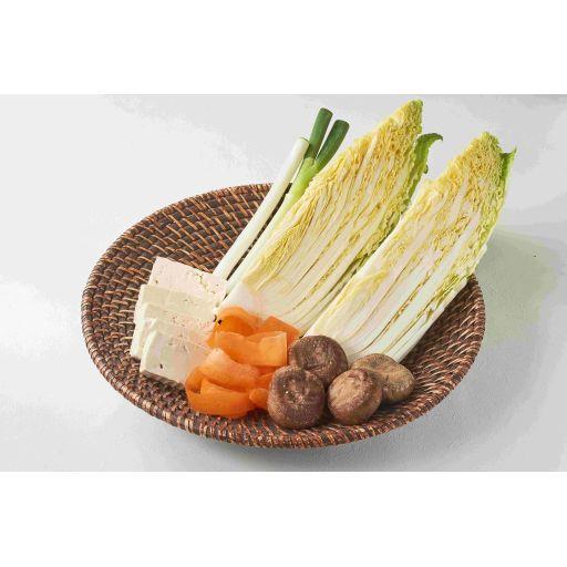 しゃぶしゃぶセットのお野菜(2名様分)-0