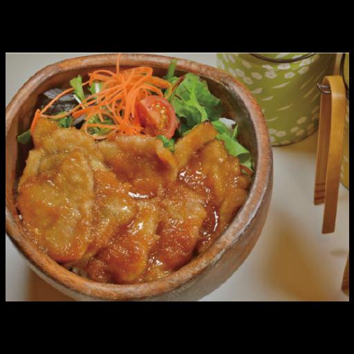 豚の生姜焼きボウル-0