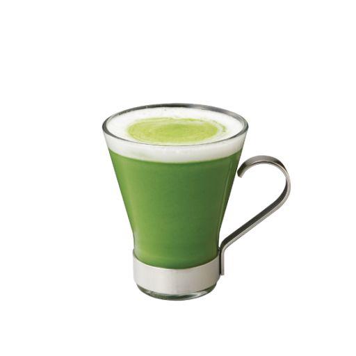 抹茶ラテ -1