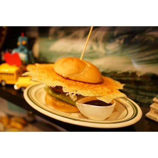 焦がしチップスチーズバーガー-0